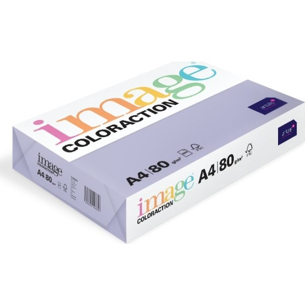 Image Coloraction A4, 80g, 500ark, klematislilla