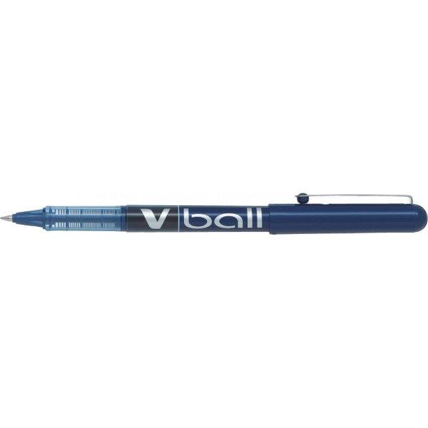 Pilot V-Ball 05 rollerpen, blå