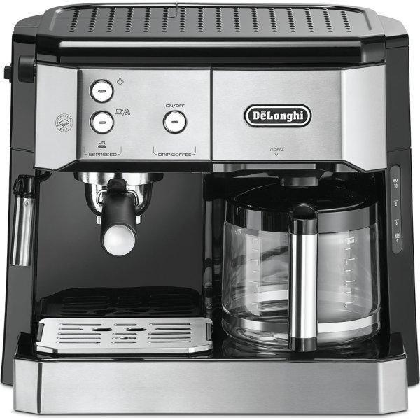 De'Longhi BCO 421.S Kombinationskaffemaskine