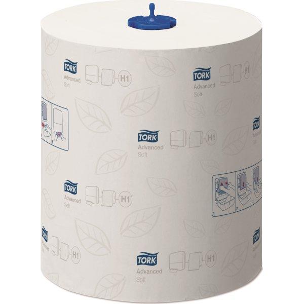 Tork H1 Advanced Håndklædeark, 6 ruller