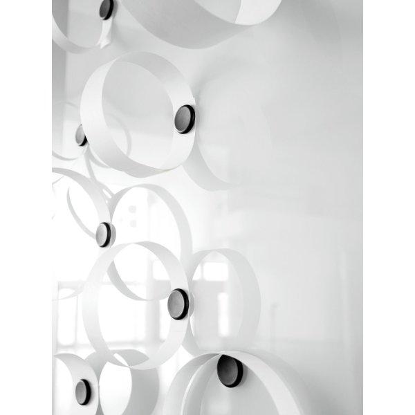 Lintex Mood Wall, 200 x 100 cm, opalhvid