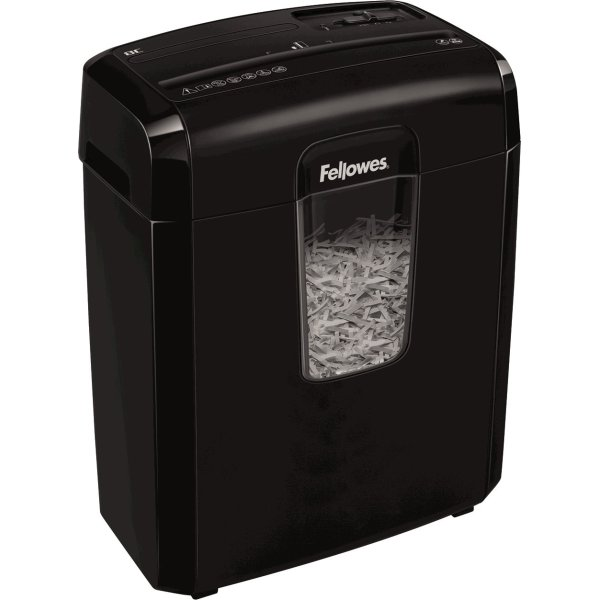 Fellowes Powershred 8C Cross-Cut makulator