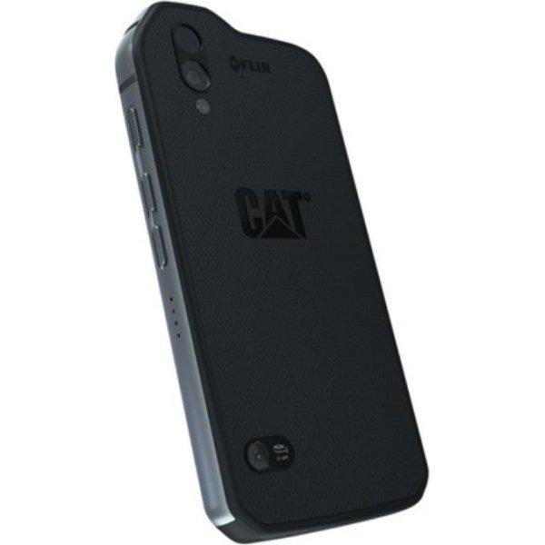 Caterpillar CAT S61 smartphone, sort