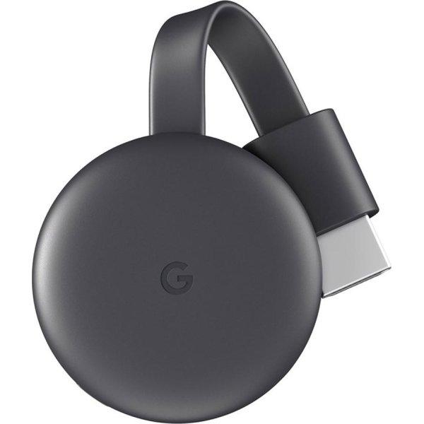 Google Chromecast 3, sort