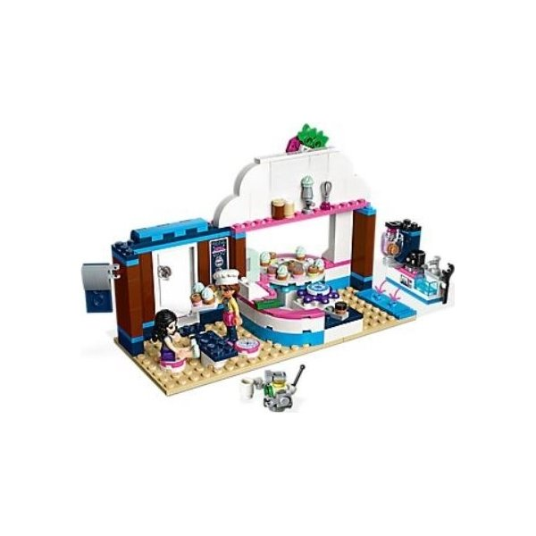 LEGO Friends 41366 Olivias cupcake café, 6-12 år