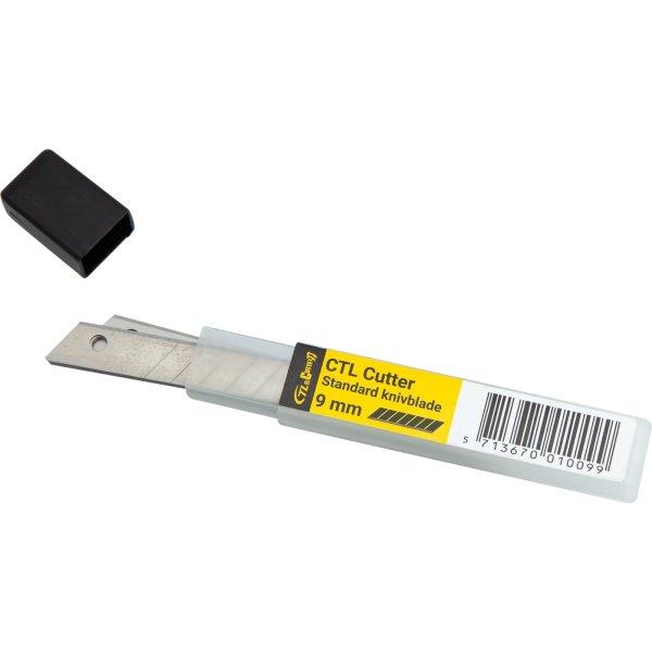 CTL Cutter Knivblade 9 mm, 10 stk.