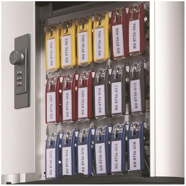 Durable nøgleskab m. kodelås, til 36 nøgler