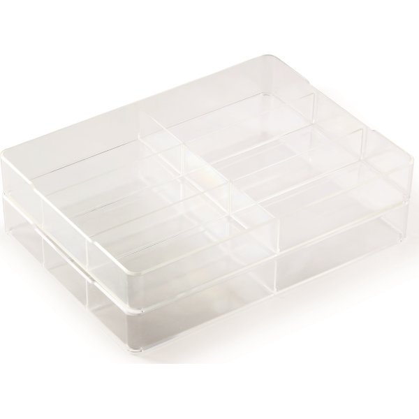 Durable Coffee Point Caddy, transparent