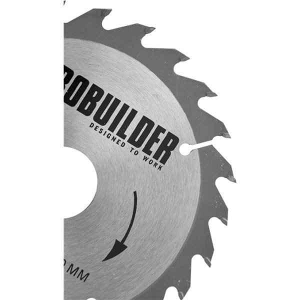 Probuilder Savklinge, 150 x 30 x 1,4 mm, T24