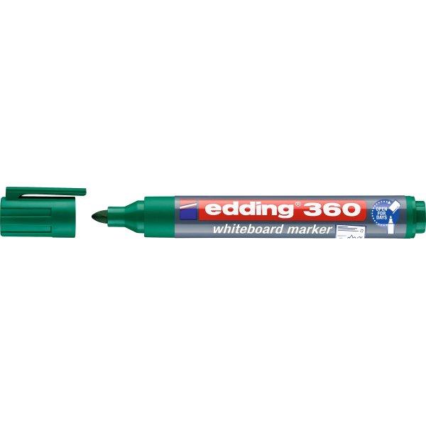 Edding 360 whiteboard marker, grøn
