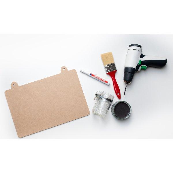 Edding 750 paint marker, hvid