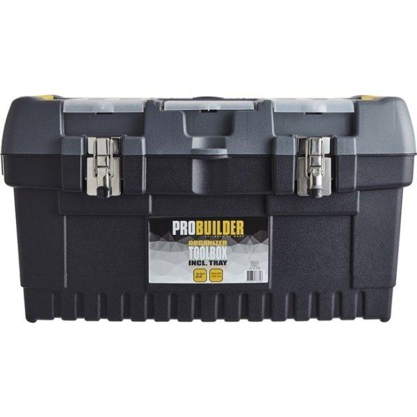 Probuilder værktøjskasse, 22''