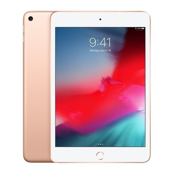 Apple iPad Mini, 256 GB, Wi-Fi + Cellular, Guld