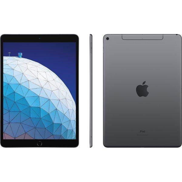 Apple iPad Air, 256GB, Wi-Fi+Cellular, Space Grey