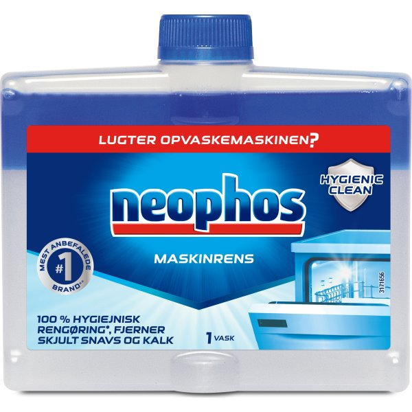 Neophos Maskinrens, flydende, 250 ml