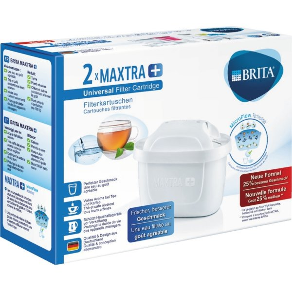 Brita Maxtra Vandfilter, 2 stk