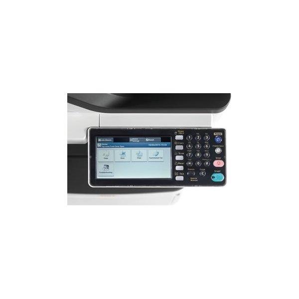 OKI MC853dnct A3 MFP farvelaserprinter