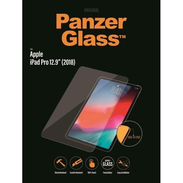 "PanzerGlass til iPad Pro 12.9"" (2018), klar"