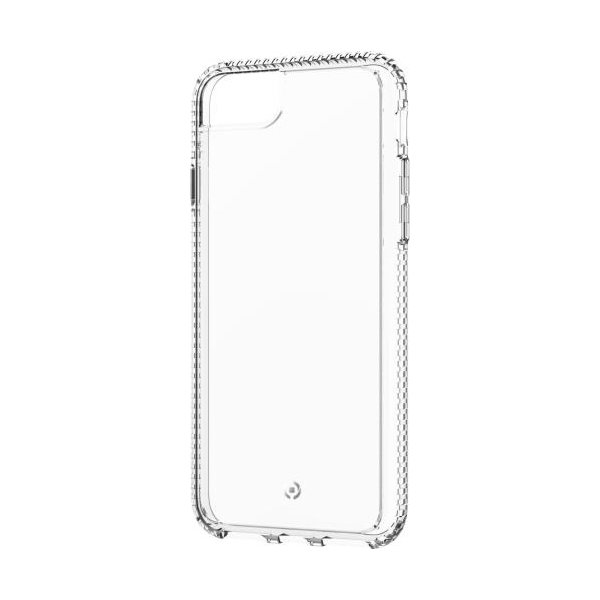 Celly Hexalite iPhone 6s/7/8 cover, transparent