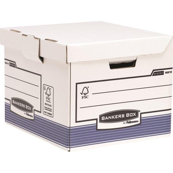 Bankers Box System Flip Top Arkivkasse