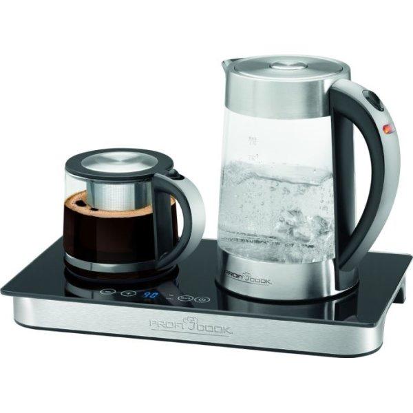 ProfiCook TKS 1056 Te/kaffe kedel, 1.7 L