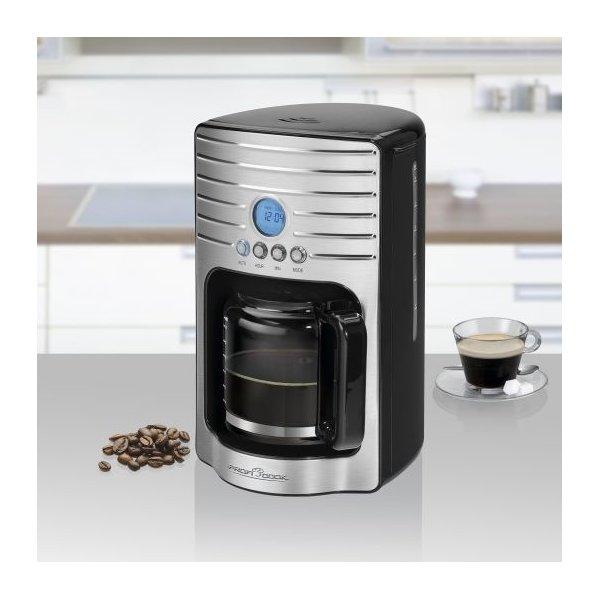 ProfiCook KA 1120 Kaffemaksine, 1.7 L