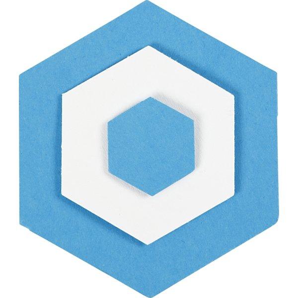 Tools Stansejern Sæt, sekskant