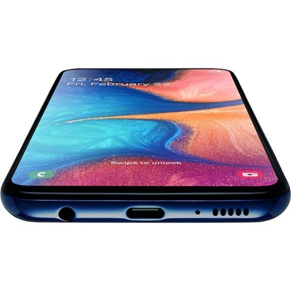 Samsung Galaxy A20e smartphone (coral) Mobiltelefoner