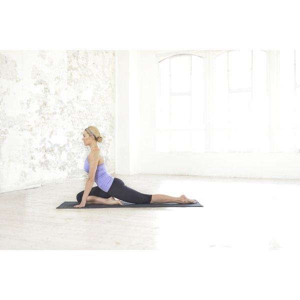 Adidas Yoga måtte, textil