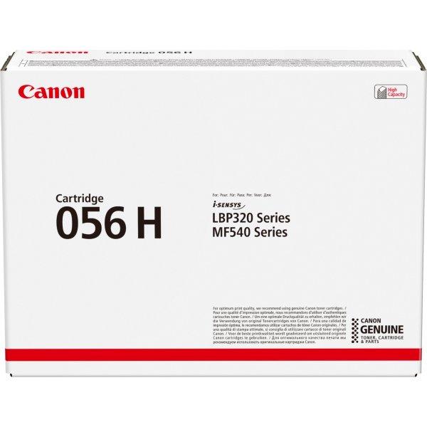Canon CRG 056 H lasertoner, sort, 21.000s