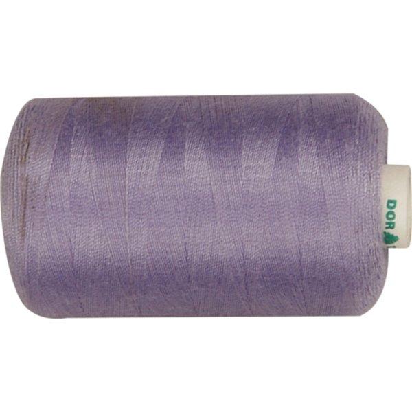 Sytråd, polyester, 1000 m, lilla
