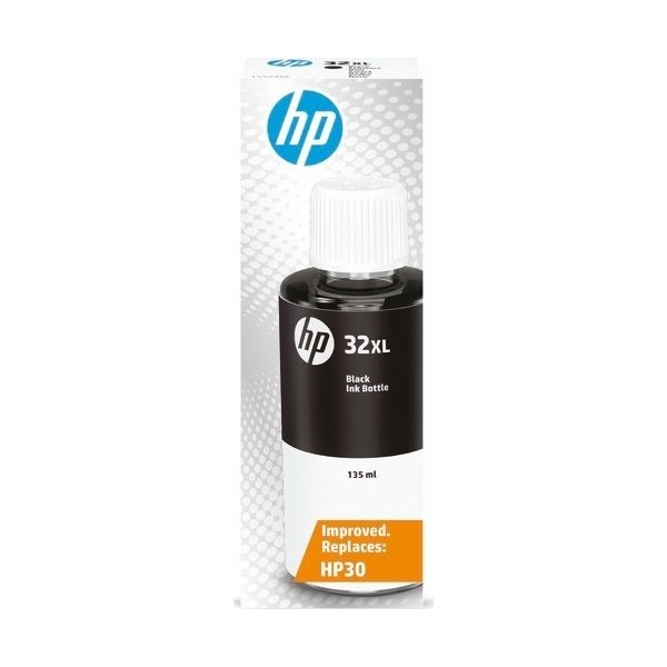 HP nr. 32XL blækpatron, sort