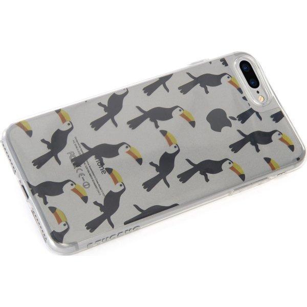 iPhone 8/7 Plus Cover Cambio, Transparent