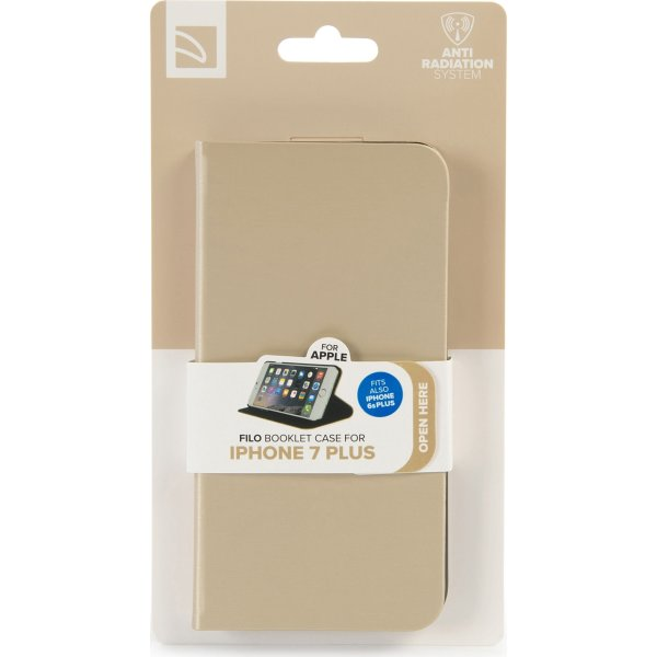 iPhone 8/7 Plus Cover Filo Magnetic, Gold