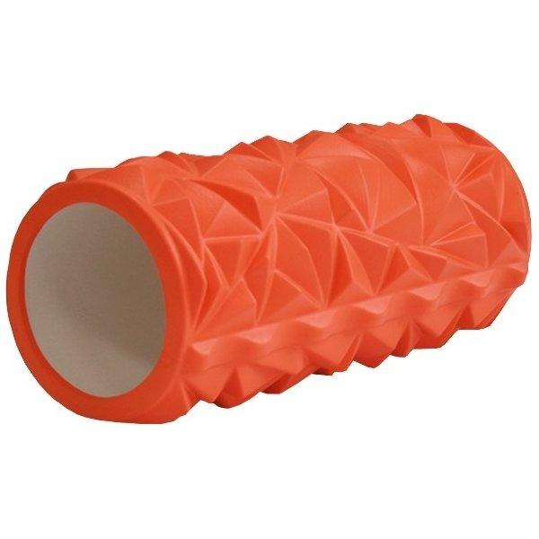 Titan Life Yoga Foam Roller, orange