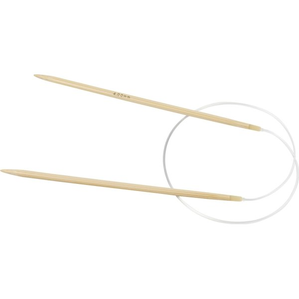 Rundpind, nr. 4, L: 60 cm, bambus
