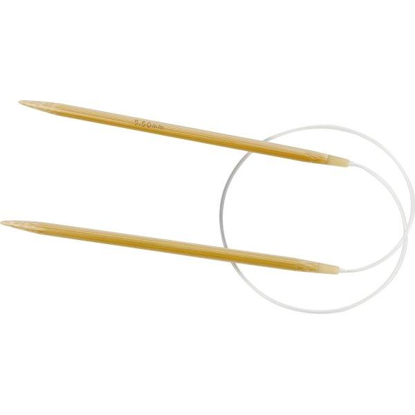 Rundpind, nr. 5,5, L: 60 cm, bambus
