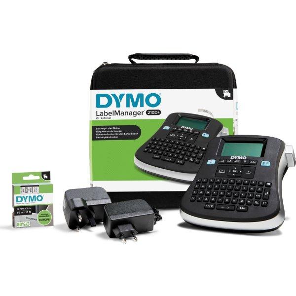 Dymo LabelManager 210D Kitcase
