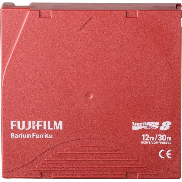Fujifilm LTO Ultrium 8 Labelled (12TB/30TB)