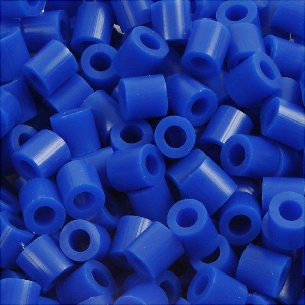 Nabbi Rørperler, 6000 stk, mørk blå (21)