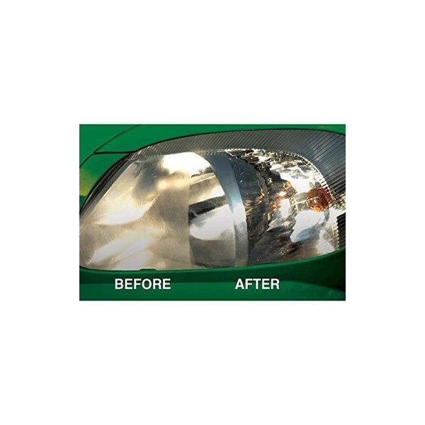 Turtle Wax forlygte rengørings kit