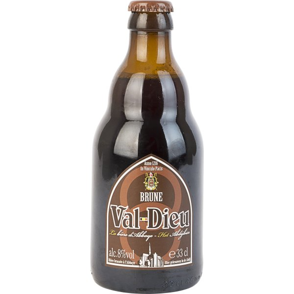 Val-Dieu Brune Belgisk Øl 33 cl