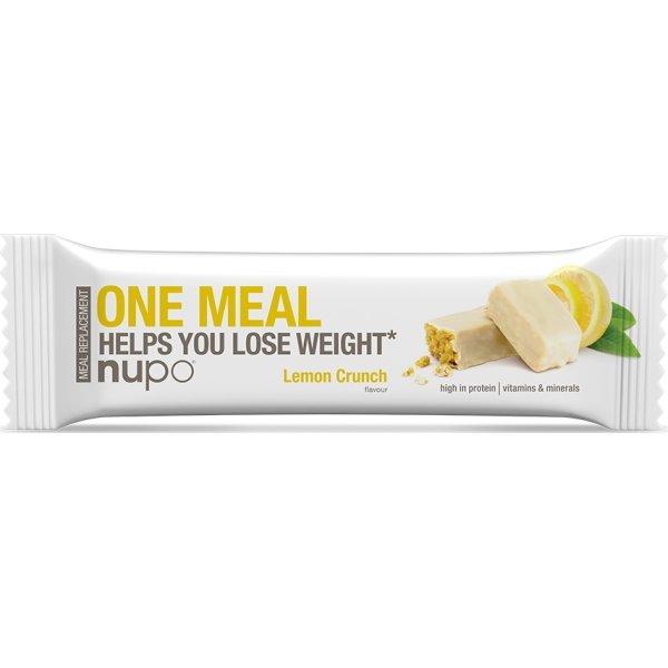 Nupo One Meal bar Lemon & Yoghurt, 60g