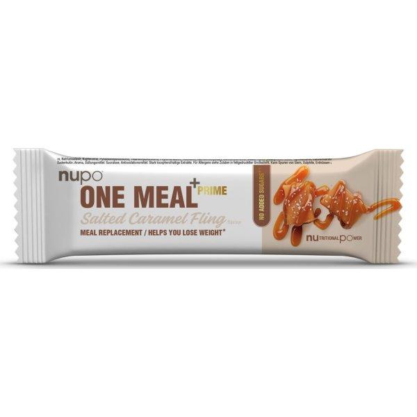 Nupo One Meal +Prime Salted Caramel Fling, 64 g