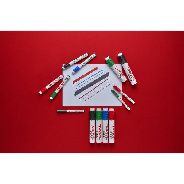 Penol 775 spritmarker, rød