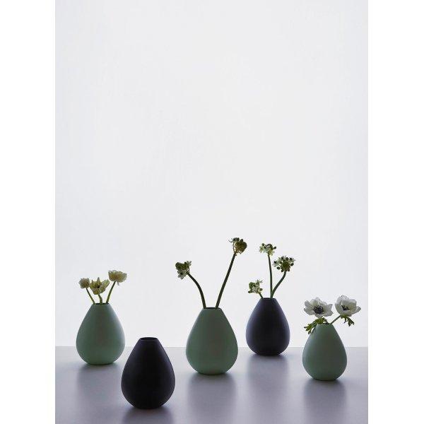 Gave: Design Letters Royal vase, sort, small
