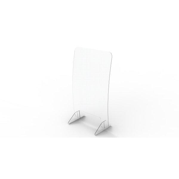 Hygiejne skærm 80 x 48cm