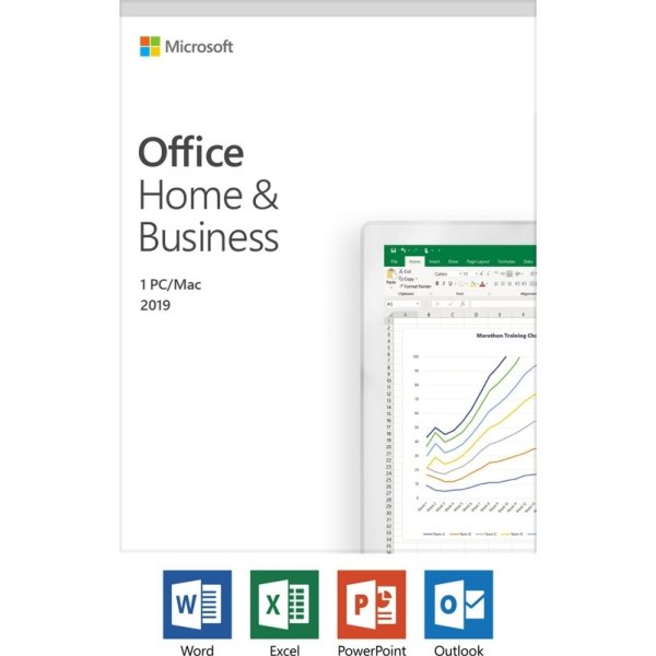 Microsoft Office Home and Business 2019, Dansk