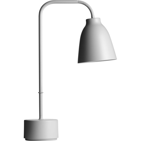 Fritz Hansen Caravaggio Read bordlampe, Grå