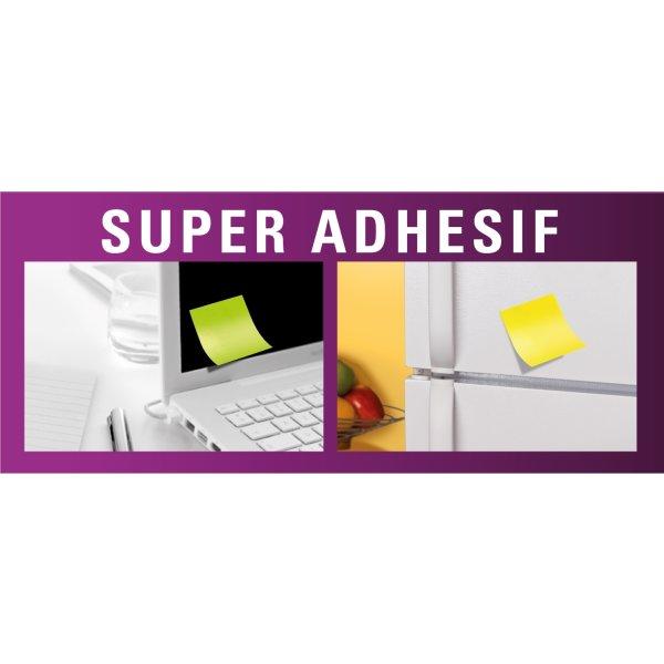 Post-it Super Sticky Z-Notes 76 x 76 mm, 12 blokke